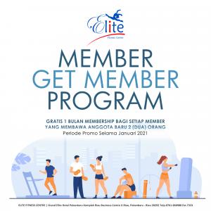 Promo Member Get Member