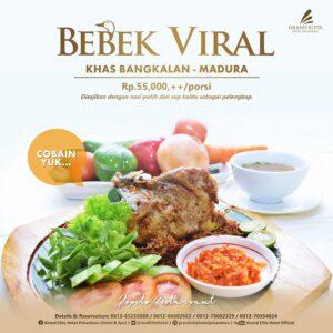 Bebek Viral Khas Bangkalan – Madura