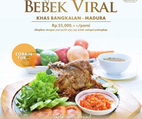 Bebek Viral Khas Bangkalan - Madura